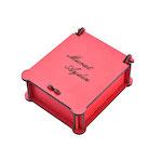 Kırmızı Kutu - İsim Yazılabilir