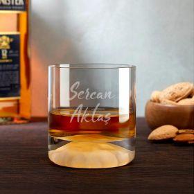 nude viski bardağı