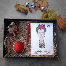 Frida Temalı Hediye Kutu
