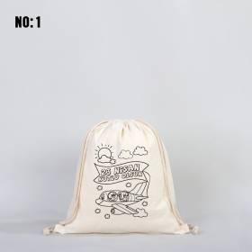 Büzgülü Boyabilir Çanta