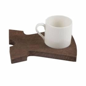 Kaftan tepsili kahve sunumu
