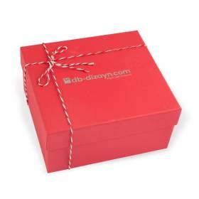 Kırmızı Sıvama Kutu