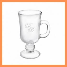İsme Özel Harf Desenli Latte Bardağı