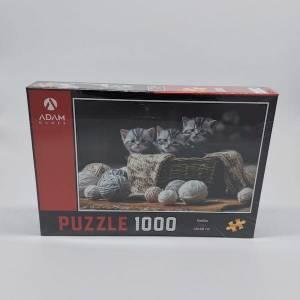 Kediler Puzzle