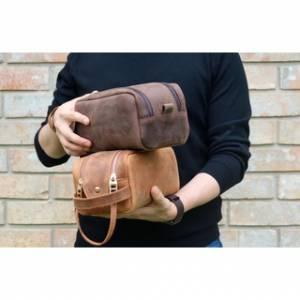 erkek deri orijinal deri el çantası
