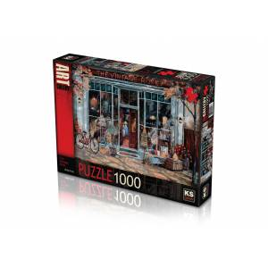 Art Puzzle 1000 Parça