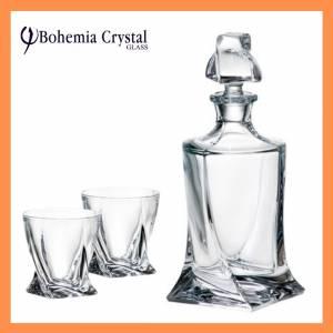 Bohemia Crystal Quadro Set