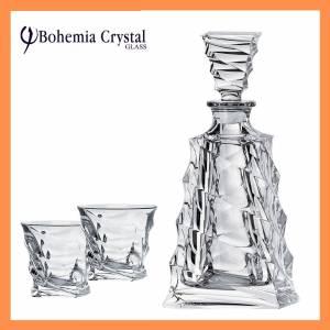 Bohemia Crystal Casablanca Viski Seti