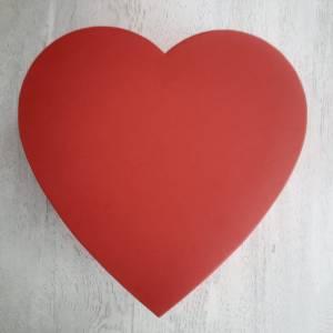 Kalp Kutu - Sert Sıvama Kutu