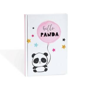 Hello Panda Temalı Defter